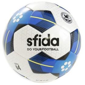 スフィーダ(SFIDA) サッカーボール VAIS ブルー BSF-VA03 WHT/BLU (Jr)