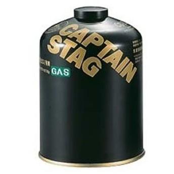 キャプテンスタッグ(CAPTAIN STAG) レギュラーガスカートリッジ CS-500 M-8250 ( ボンベ )