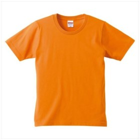 UnitedAthle(ユナイテッドアスレ) 5.0オンスTシャツ(キッズ) オレンジ