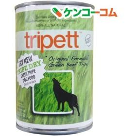 ペットカインド トライペット 缶詰 オリジナルフォーミュラ グリーンビーフトライプ ( 396g )