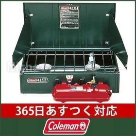 コールマン coleman 413H パワーハウス ツーバーナーストーブ 3000000391 キャンプ用品