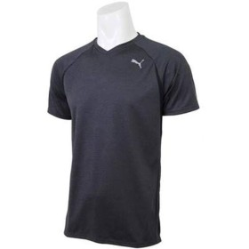 プーマ PUMA SS TEE 吸汗速乾半袖Tシャツ [カラー:ブラック] [サイズ:L] #514241-01