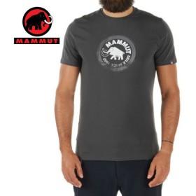 マムート MAMMUT Tシャツ 半袖 メンズ Seile T-Shirt Men 1041-09210-0121 od
