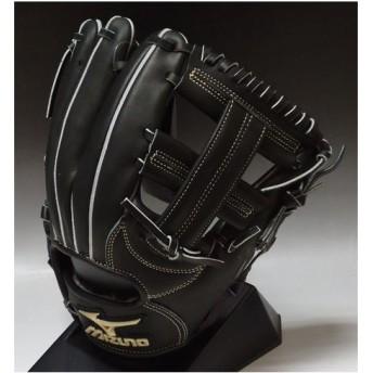 2012年モデル ミズノ グローバルエリート ライペックLシリーズ 一般軟式 内野手用E2 2GN35253 ブラック:09 右投げ