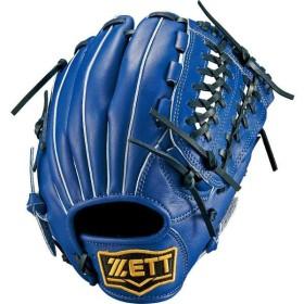 ゼット ZETT 少年軟式グラブ グランドヒーロー オールラウンド用 [カラー:ブルー] [サイズ:LH(右投用)] #BJGB72730-2300
