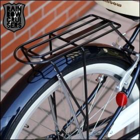 ビーチクルーザー RAINBOW レインボー リアキャリア 2色バリ 自転車 荷台