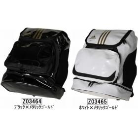 2012年秋冬モデル adidas Professional エナメルバックパック 幅34cm/高さ47cm/奥行き22cm 27L DO804 2色展開
