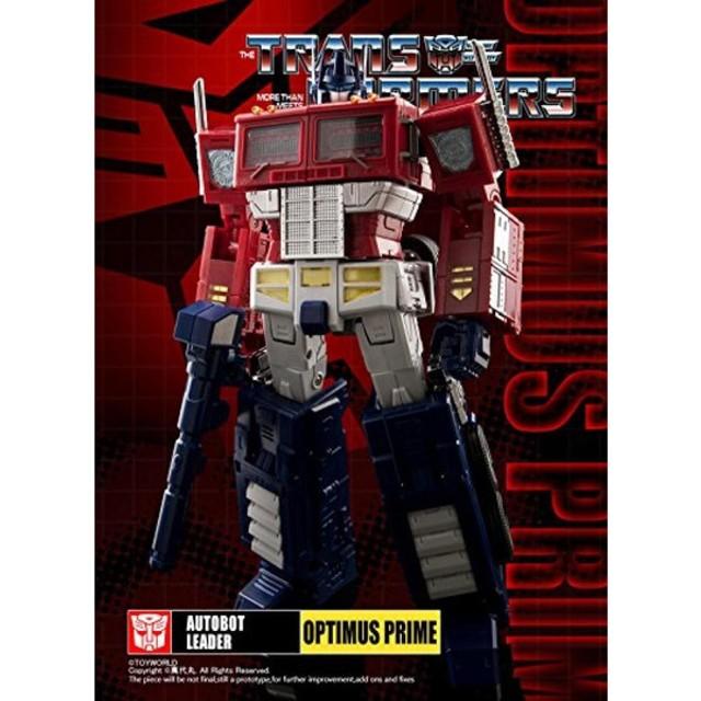トランスフォーマー おもちゃ transformers toyworld tw m01 optimus