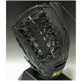 一般軟式 ZETT ゼット 赤星モデル グランステイタスPCシリーズ 外野手用 BRGA32017 ブラック:1900 左投げ:RH