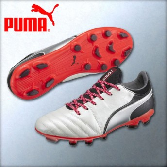 プーマ サッカースパイク プーマワンJ2HG ワイドフィット 104983-02