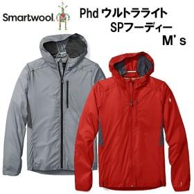 スマートウール PhD ウルトラライトスポーツフーディー【18SSAUT】
