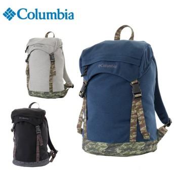 Columbia スウェット素材 撥水加工 Barrington Brush Backpack PU8162