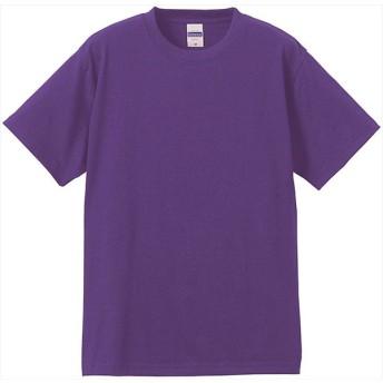 UnitedAthle(ユナイテッドアスレ) 6.2オンスTシャツ(キッズ)カラー バイオレットパープ