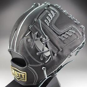 ZETT ネオステイタス 一般硬式 二塁手・遊撃手用 BPGB12440 1900:ブラック 右投げ(LH)