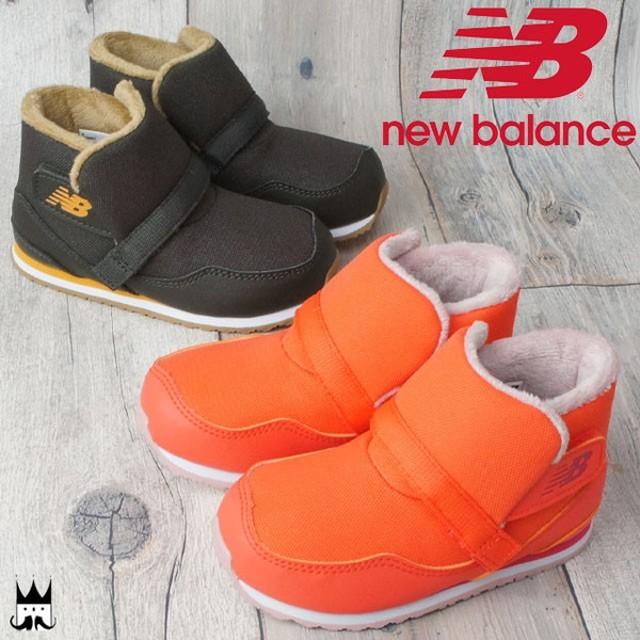 43b1968487cc9 ニューバランス new balance 男の子 女の子 子供靴 ベビー キッズ チャイルド ブーツ FB996S ショートブーツ ウインターブーツ