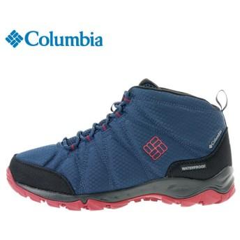 コロンビア Columbia トレッキングシューズ メンズ ファイアーキャンプ2ミッド ワイド BI1712 464 od
