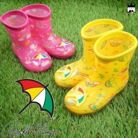 アーノルドパーマー Arnold Palmer  男の子 女の子 キッズ チャイルド 子供靴 レインシューズ AP7191 レインブーツ 長靴 ベビー 雨 通園 スノーブーツ