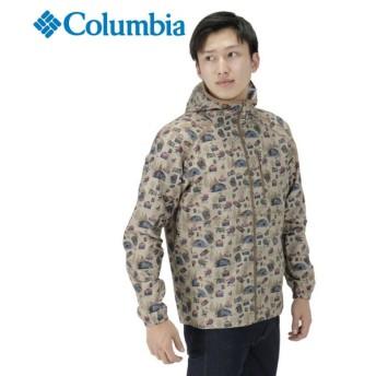Columbia コロンビア ヘイゼンパターンドジャケット ユニセックス PM3377