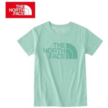 ノースフェイス Tシャツ レディース 半袖 Color Heather Logo Tee NTW31854 ZG THE NORTH FACE od