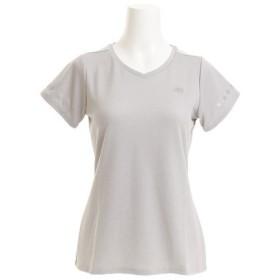 a1da64c2592c3 ニューバランス(new balance) Day or Night ショートスリーブTシャツ JWTR7503SVM (Lady's)