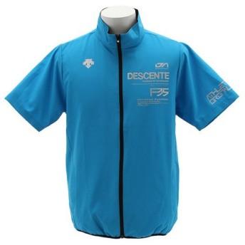 デサント(DESCENTE) クロストレーニング 半袖布帛ジャケット DOR-C8375 TQS (Men's)