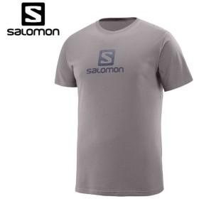 サロモン Tシャツ 半袖 メンズ COTON LOGO SS TEE M コットン ロゴ 400631 salomon od