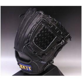 一般軟式 ZETT(ゼット)プロモデルJPシリーズ 片岡易之モデル 内野手用 BRGA32910 ブラック:1900 右投げ(LH)