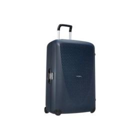 EU限定 サムソナイト フレームタイプ テルモ ヤング LLサイズ 82cm 120L 2輪 ダークブルー 大型 無料受託手荷物サイズ 長期旅行 スーツケース