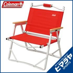 コールマン Coleman アウトドアチェア コンパクトフォールディングチェア レッド 170-7670 アウトドア キャンプ BBQ バーベキュー 焚き火 od