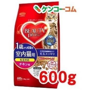 ビューティープロ 成猫用 チキン味 ( 150g4袋入 )/ ビューティープロ ( キャットフード )
