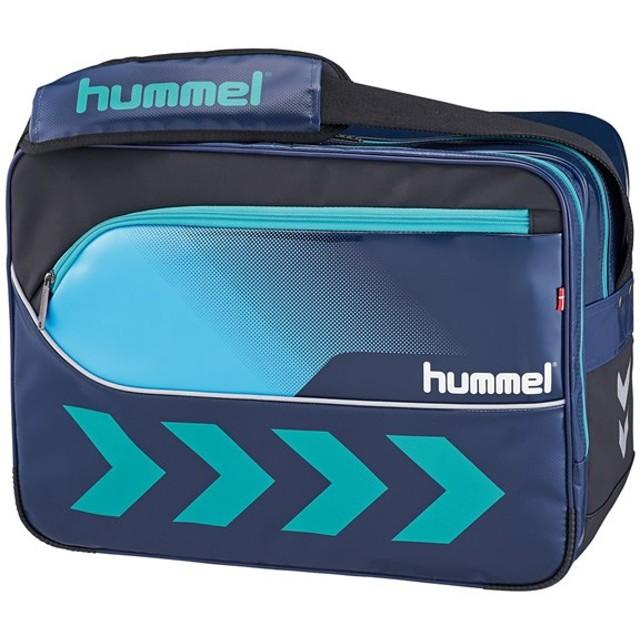 ヒュンメル(hummel) HFB3126 7068 ターポリンショルダーバッグ 17SS
