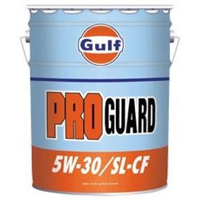 Gulf PRO GUARD SN/CF エンジンオイル 【5W-30 20L×1缶】 ガルフ プロガード レスポンスUP 省燃費 低燃費 鉱物油 ガ