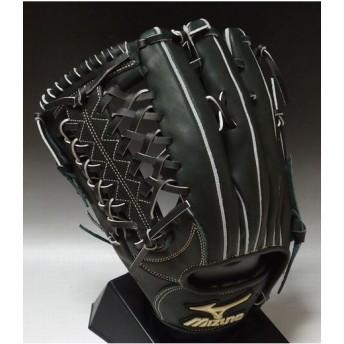 2012年展示会限定色 ミズノ グローバルエリート ライペックLシリーズ 一般軟式 外野手用 2GN35217 ブラック:093H 左投げ