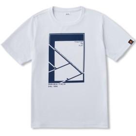 Ellesse(エレッセ) EM17301 W テニス Tシャツ メンズ 17FW