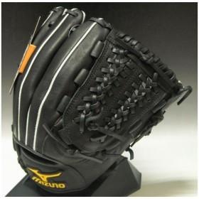 一般軟式 小笠原モデル ミズノ プロフェッショナル 内野手用 2GN30323 09:ブラック 右投げ サイズ:9