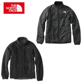 THE NORTH FACE ザ ノースフェイス Reversible Shell Fleece Jacket NP71779