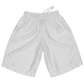 エックスティーエス(XTS) ジュニア ポケット付き 刺繍ハーフパンツ 751G7CD2179 WHT (Jr)