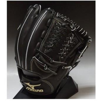 2012年モデル ミズノ グローバルエリート ライペックLシリーズ 一般軟式 内野手用E1 2GN35243 ブラック:09 右投げ