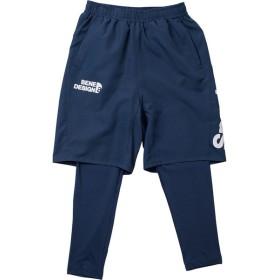 SPAZIO(スパッツィオ) GE0354 21 フットサル JR semplice practice pants ジュニア プラパン+インナー 17SS