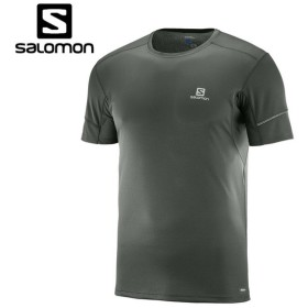サロモン Tシャツ 半袖 メンズ AGILE SS TEE M アジャイル 402101 salomon od