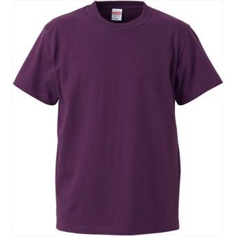 UnitedAthle(ユナイテッドアスレ) 5.6オンスTシャツ(ガールズ) マットパープル