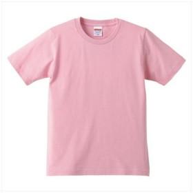 UnitedAthle(ユナイテッドアスレ) 5.0オンスTシャツ(キッズ) ピンク