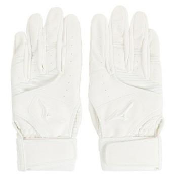 ミズノ(MIZUNO) 耐久打ち込み手袋 両手用 18SS 1EJEH16010 (Men's)