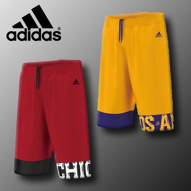 バスパン アディダス Adidas バスケットボールパンツ PRCPNT SHORT シカゴ・ブルックリン AH538 2色展開