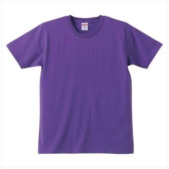 UnitedAthle(ユナイテッドアスレ) 5.0オンスTシャツ(アダルト) バイオレットパープ