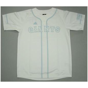 読売ジャイアンツ アディダス adidas GIANTS ユニフォームカラーTシャツ 16549 541495 白
