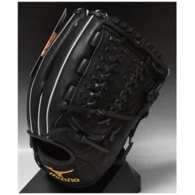 東出モデル ミズノ プロフェッショナル 一般軟式内野手用 2GN35633 ブラック(09) 右投げ