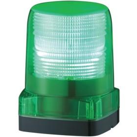 パトライト LEDフラッシュ表示灯 (1台) 品番:LFH-24-G
