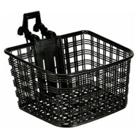 自転車アクセサリー OGK FB-022X ATB・クロスバイク用バスケット ブラック