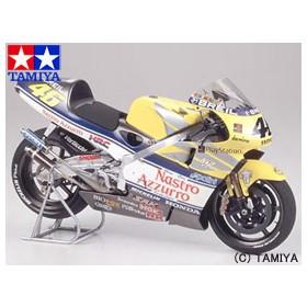 タミヤ TAMIYA 1/12 オートバイシリーズ No.82 ナストロ アズーロ ホンダ NSR500